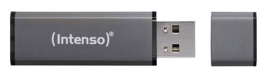 Intenso Alu Line 4 GB USB-stick Antraciet USB 2.0
