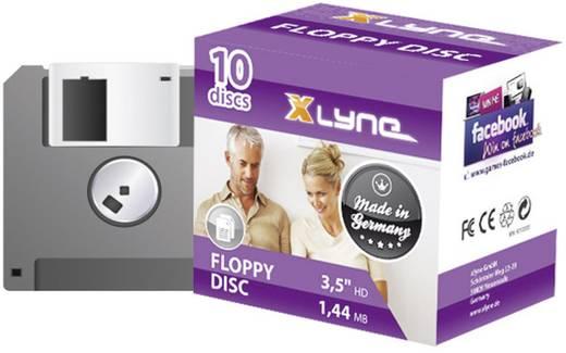 "Xlyne 1.44 MB 3.5"" diskette 10 stuks"
