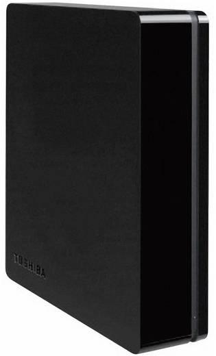 Toshiba 2 TB Externe harde schijf (3.5 inch) Canvio Desk USB 3.0 Zwart