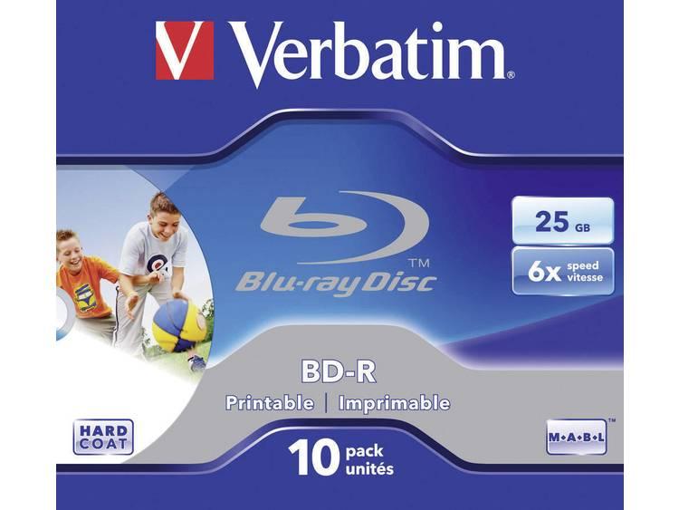 BD-R 25GB Jewel Case