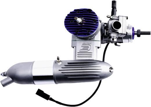 Evolution EVOE10GX2 Benzine 2-takt vliegtuigmotor 10 cm³ Incl. elektrische ontsteking