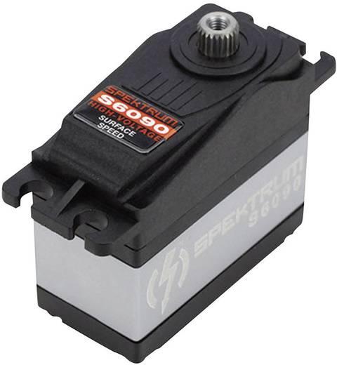 Spektrum Standaard servo S6090 Digitale servo Materiaal (aandrijving): Metaal Stekkersysteem: JR