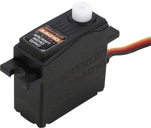 Spektrum Mini-servo A4010 Digitale servo Materiaal (aandrijving): Kunststof Stekkersysteem: JR