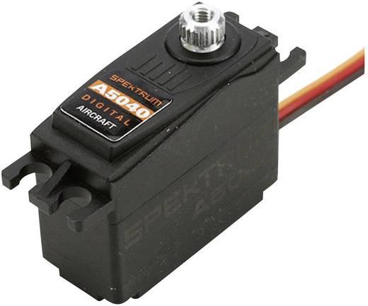 Spektrum Midi-servo A5040 Digitale servo Materiaal (aandrijving): Metaal Stekkersysteem: JR
