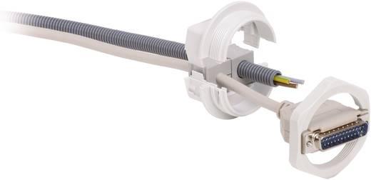Kabeldoorvoering Deelbaar Grijs Icotek KVT 50/2 SUB-D25 1 stuks