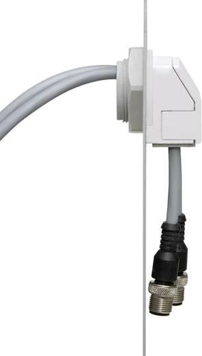 Kabeldoorvoering Deelbaar Polycarbonaat Grijs Icotek KVT 32 W90 1 stuks
