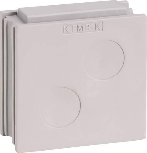Kabeldoorvoering Klem-Ø (max.) 18 mm Elastomeer Grijs Icotek KTMB-K 1 stuks