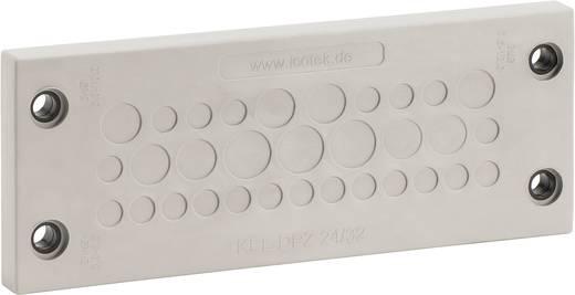 Kabeldoorvoeringsplaat Klem-Ø (max.) 12 mm