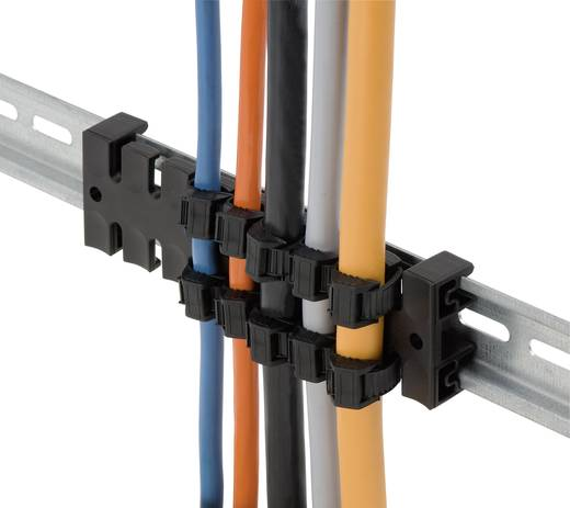 Kabeldoorvoering Polyamide Zwart Icotek KZL 140 1 stuks