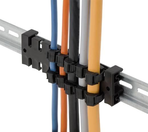 Kabeldoorvoering Polyamide Zwart Icotek KZL 80 1 stuks