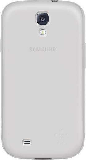 Belkin Grip Sheer GSM backcover Geschikt voor model (GSM's): Samsung Galaxy S4 Transparant