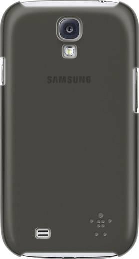 Belkin Shield Sheer GSM backcover Geschikt voor model (GSM's): Samsung Galaxy S4 Zwart