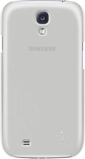 Belkin Shield Sheer GSM backcover Geschikt voor model (GSM's): Samsung Galaxy S4 Transparant