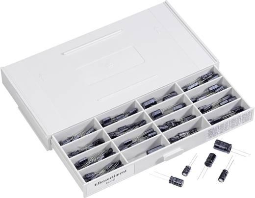 Elektrolytische condensator Radiaal bedraad 280 onderdelen