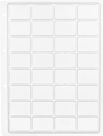 Ordnerinzet (l x b x h) 305 x 231 x 16.8 mm Weltron 902100 Aantal vakken: 32 Vaste onderverdeling