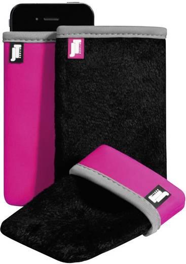 "Jim Thomson GSM sleeve Omgekeerde mobiele telefoon pocket 4 "" Universal Zwart"