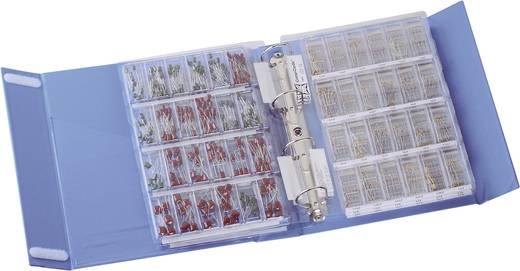 Elektrolytische condensator assortiment Radiaal bedraad 20 % NOVA by Linecard COBS-01 2070 onderdelen