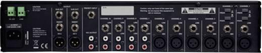 Audac CPR12 - Twee zones 10 kanaals stereo voorversterker