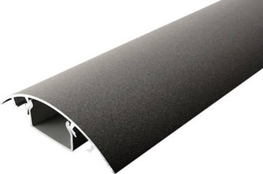 Alunovo RO90-100 Kabelgoot (l x b x h) 1000 x 80 x 20 mm 1 stuks Gietijzer (mat)