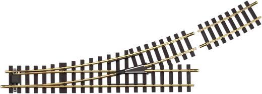 G Piko rails 35226 Wissel, Links 22.5 ° 1564.6 mm