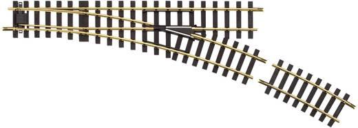 G Piko rails 35227 Wissel, Rechts 22.5 ° 1564.6 mm