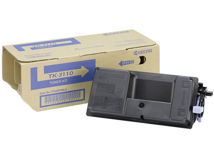 Kyocera Tonercassette TK-3110 1T02MT0NLV Origineel Zwart 15500 bladzijden