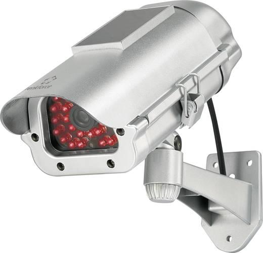 Dummy-camera met solarmodule, met IR-simulatie Renkforce 419706