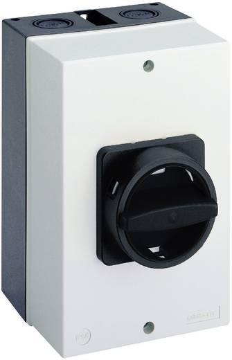Lastscheidingsschakelaar Uitschakelbaar 50 A 1000 V 1 x 90 ° Zwart Sälzer D242-89300-710N1 1 stuks