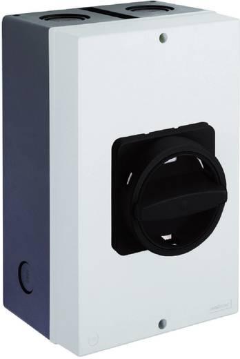 Lastscheidingsschakelaar Uitschakelbaar 20 A 1000 V 1 x 90 ° Zwart Sälzer D242-84200-761N1 1 stuks