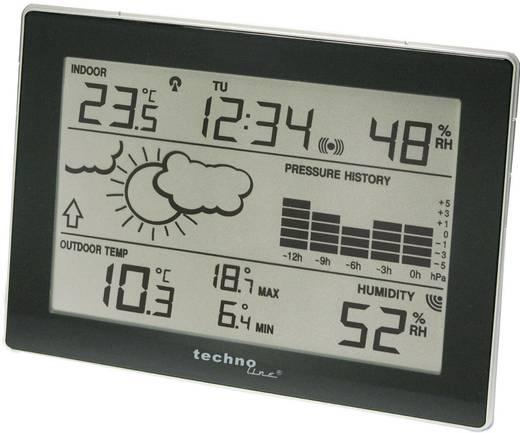 Digitaal draadloos weerstation Techno Line Draadloos weerstation WS 9274 Voorspelling voor 12 tot 24 uur