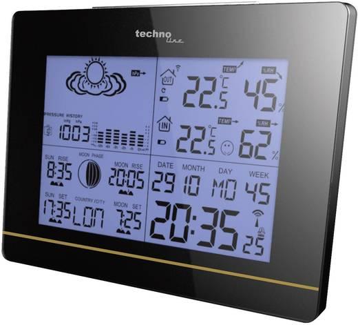 Digitaal draadloos weerstation Techno Line Voorspelling voor 12 tot 24 uur