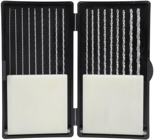 Donau Elektronik HSS275 HSS Metaal-spiraalboorset 18-delig Cilinderschacht 1 set