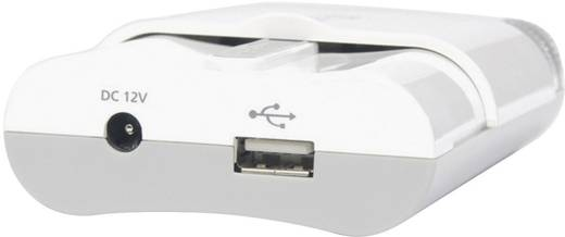 Hähnel 320325 Cameralader Unipal-Plus Geschikt voor batterijtype NiCd, NiMH, Li-ion, Li-poly