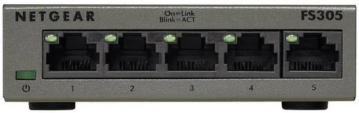 Netgear FS305 Netwerk switch RJ45 5 poorten 100 Mbit/s