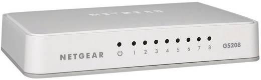 Netgear GS208 Netwerk switch RJ45 8 poorten 1 Gbit/s