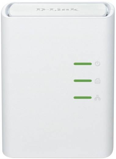 D-link DHP-W311AV PowerLine AV 500 Wireless N Starter Kit met WLAN N300