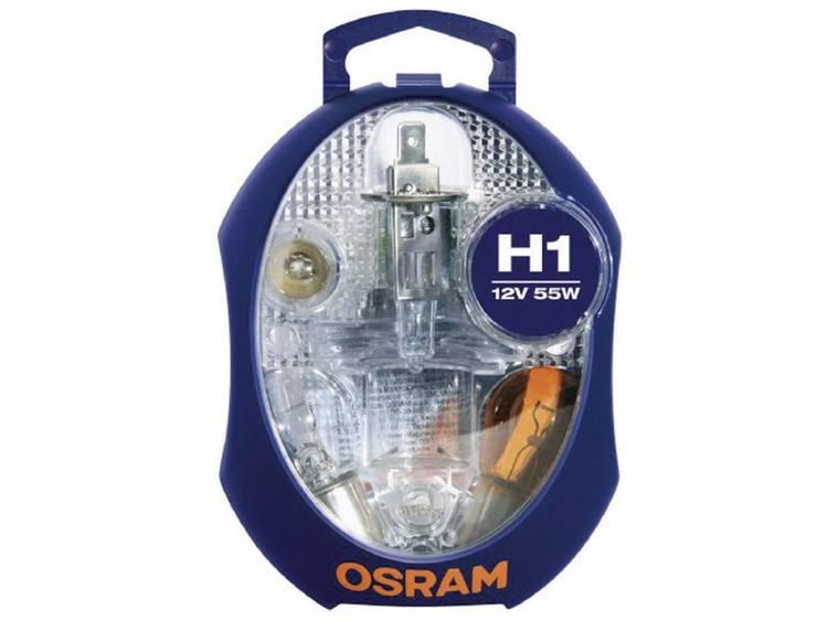 OSRAM Halogeenlamp Original Line H1, PY21W, P21W, P21 5W, R5W, W5W 55 W