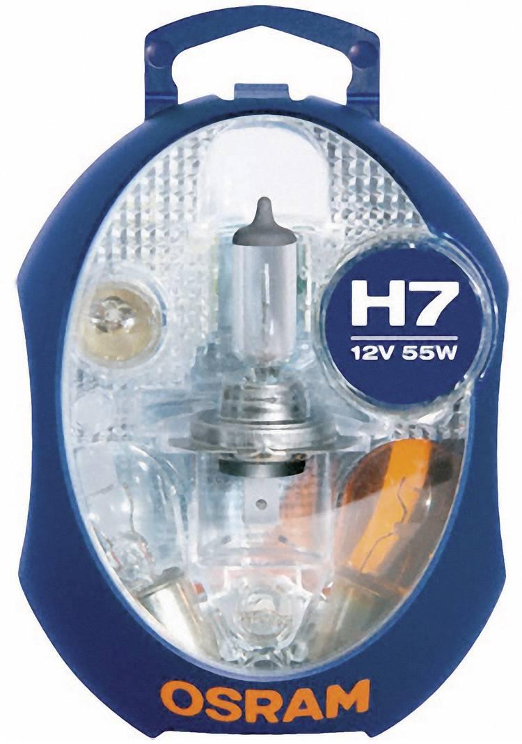 Image of OSRAM Halogeenlamp Original Line H7, PY21W, P21W, P21/5W, R5W, W5W 55 W
