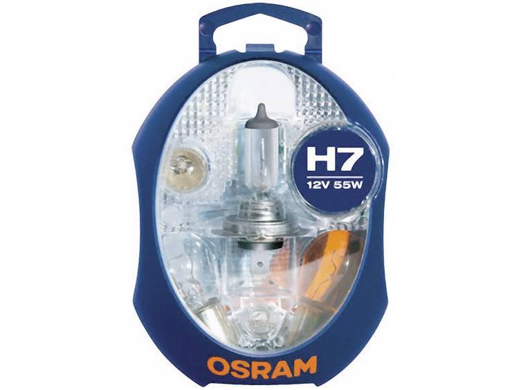 OSRAM Halogeenlamp Original Line H7, PY21W, P21W, P21 5W, R5W, W5W 55 W