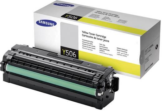 Samsung Tonercassette CLT-Y506L CLT-Y506L/ELS Origineel Geel 3500 bladzijden