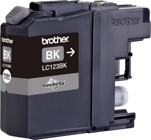 Brother Inkt LC-123BK Origineel Zwart LC123BK