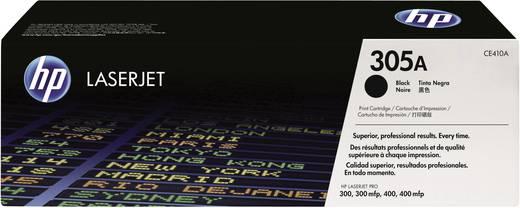 HP Tonercassette 305A CE410A Origineel Zwart 2200 bladzijden