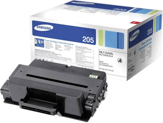 Samsung Tonercassette MLT-D205L MLT-D205L/ELS Origineel Zwart 5000 bladzijden