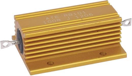 ATE Electronics Vermogensweerstand 100 Ω Axiaal bedraad 100 W 1 stuks