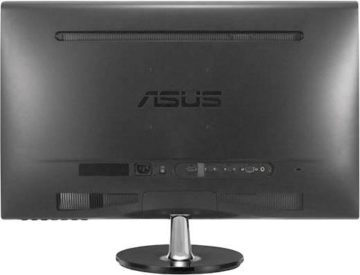 Asus VS278Q LED-monitor 68.6 cm (27 inch) Energielabel A+ 1920 x 1080 pix Full HD 1 ms DisplayPort, HDMI, VGA