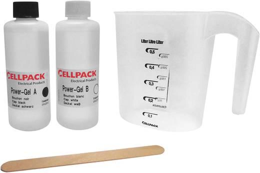 Tweecomponenten powergel CellPack Powergel/400ml/EGH/DE Inhoud: 400 ml