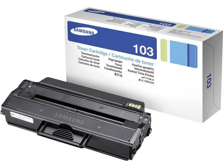Samsung Tonercassette MLT D103L SU716A Origineel Zwart 2500 bladzijden