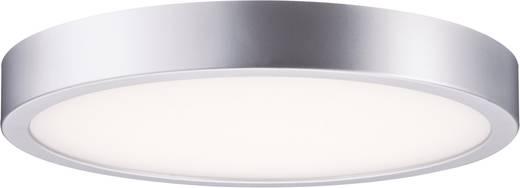 LED-plafondlamp Warm-wit Chroom (mat), Wit Paulmann 70390