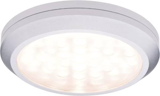 Paulmann LED-opbouwlamp 14 W Warmwit Micro Line Chroom (mat) 93545 Set van 5