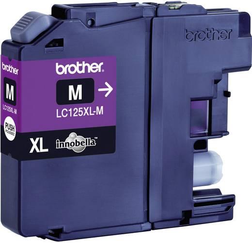Brother Inkt LC-125XLM Origineel Magenta LC125XLM